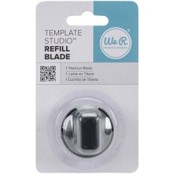 Studio Template Refill Blade We'R Memory Keepers