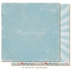 "Long Summer Nights 12""x12"" Summer Crush Maja Design"