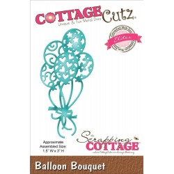 Balloon Bouquet Elites Die CottageCutz