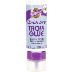 Quick Dry Tacky Glue 4 oz Aleene's