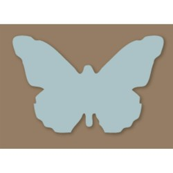 Butterfly Large Paper Punch Sizzix By Tim Holtz
