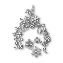 Wintry Snowflake Bundle Memory Box Die