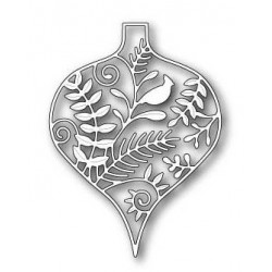 Corby Ornament Memory Box Die