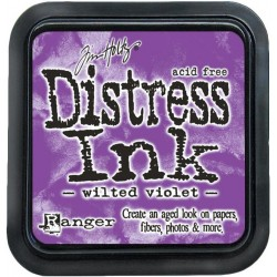 Wilted Violet September Distress Ink Pad