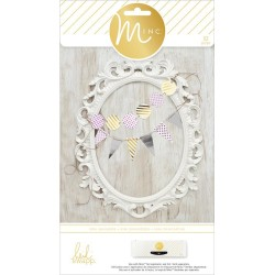 Mini Banners Minc Collection 52 Pkg Heidi Swapp American Crafts