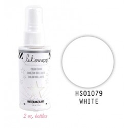 White Color Shine Spritz 2oz Heidi Swapp