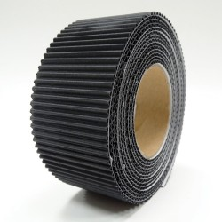 White Corrugated Tape Little B
