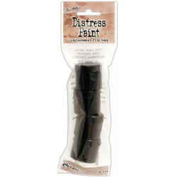 Distress Paint Replacement Flip Tops 4 Pkg Tim Holtz