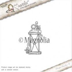 Timbro Magnolia Christmas Apples Rubber Stamp - ALC-15