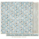 """Carta Love the Snow 12""""x12"""" Home for the Holidays Collection Maja Design"""