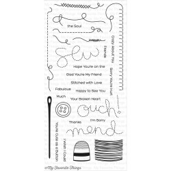 Planner Basics Clear Stamps My Favorite Things