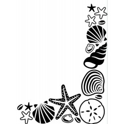 Movie Theme Embossing Folder Darice