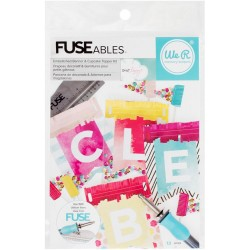Jen Hadfield FUSEables Embellished Cards and Envelopes Kit 10 Pkg We'R Memory Keepers
