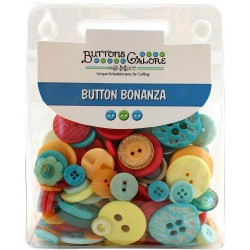 Summertime Bottoni Bonanza Buttons Galore & More