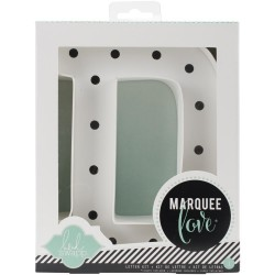 Letter KIT D Marquee Love Letters Numbers & Shapes 8,5 Heidi Swapp