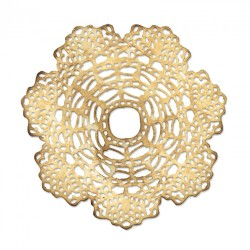 Doily Sizzix Thinlits by Tim Holtz