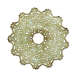 Doily 2 Sizzix Thinlits by Tim Holtz
