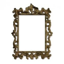 Ornate Frame 2 Sizzix Bigz Die By Tim Holtz