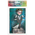 """Postcard Images 4""""x6"""" Dyan Reaveley's Dylusions"""