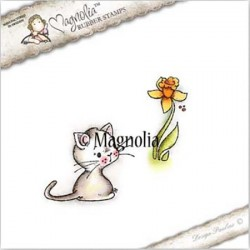 Timbro Magnolia Kitty Kit Rubber Stamp - SF-16