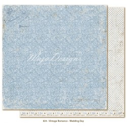 "Wedding Day 12""x12"" Vintage Romance Collection Maja Design"