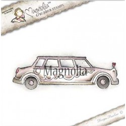 Limousine Rubber Stamp - SF-16