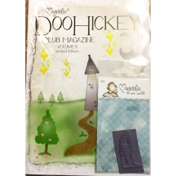 Volume 9 Club Magazine Doohickey Magnolia