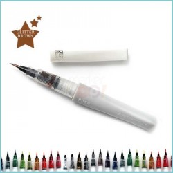 Glitter Glitter Brown Zig Memory System Wink Of Stella Brush Marker