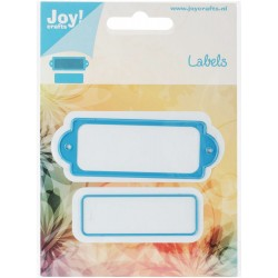 Label Holder & Labe Die Joy! Crafts