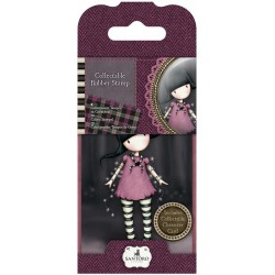 Timbro No. 13 Fairy Lights Mini Gorjuss Rubber Stamps Santoro
