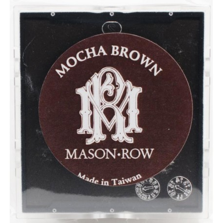 Mocha Brown Self-Inker Ink Pad Mason Row