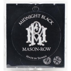 Midnight Black Self-Inker Ink Pad Mason Row