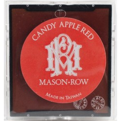 Candy Apple Red Self-Inker Ink Pad Mason Row
