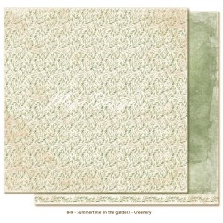 "Carta Greenery 12""x12"" Summertime Collection Maja Design"