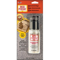 Silver Dimensional Magic 59 ml Mod Podge