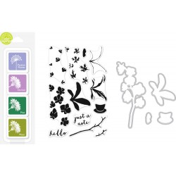 Orchid In A Pot Color Layering Bundle Hero Arts