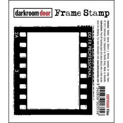 Timbro Film Frame Cling Rubber Stamp Darkroom Door