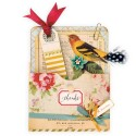 Library Pocket Bigz XL Extra Long by Brenda Walton Sizzix