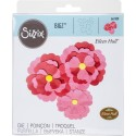 Flower Pansy Bigz Die By Eileen Hull Sizzix
