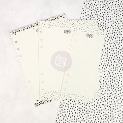 Dry Erase Boards Black & White Embellishments My Prima Planner Prima Maketing