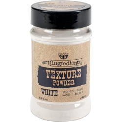 White Texture Powder Art Ingredients by Finnabair Prima Marketing