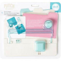 Tab Punch Board W R Memory Keepers