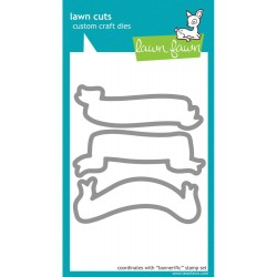 Banneriic Lawn Cuts Custom Craft Die Lawn Fawn