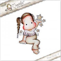 Timbro You are a Star Tilda Magnolia Rubber Stamp - LE17