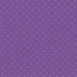 "Grape Gelly Dotted Swiss Cardstock 12""x12"" Bazzill"