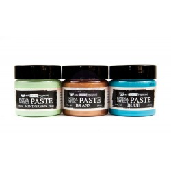 Patina Effect Paste Art ExtraVAgance by Finnabair Prima Marketing