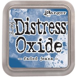 Faded Jeans Distress Oxide Ink Pad Tim Holtz