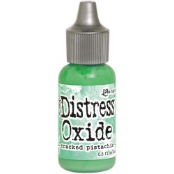 Cracked Pistachio Distress Oxide Reinker Tim Holtz