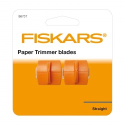 Straight Paper Trimmer Blades Fiskars