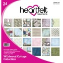 "Wildwood Cottage Collection 12""x12"" Heartfelt Creations"